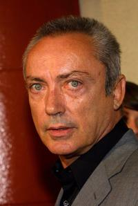 Udo Kier at the California premiere of