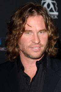 Val Kilmer at the Playstation 2 party.