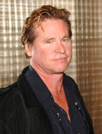 Val Kilmer at the special screening afterparty for