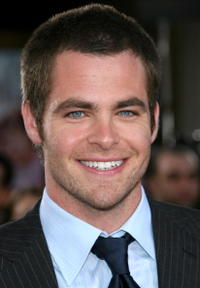 Chris Pine at the