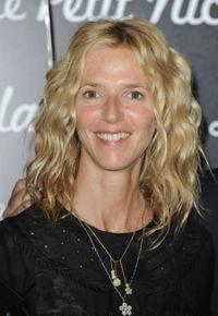 Sandrine Kiberlain at the premiere of