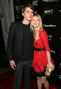 Josh Janowicz and Emilie de Ravin at the Gen Art's