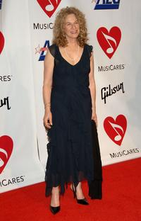 Carole King at the 2006 MusiCares Person of the Year honoring James Taylor.