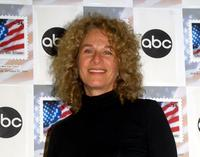 Carole King at the United We Stand benefit concert.