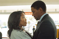 Regina King and Laz Alonso in
