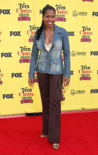 Regina King at the 2005 Teen Choice Awards.