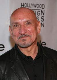 Ben Kingsley at the Toronto International Film Festival Party.