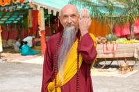 Ben Kingsley as Guru Tugginmypudha in