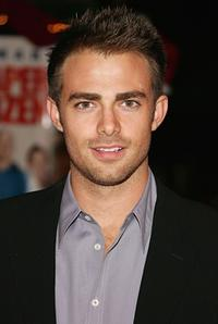 Jonathan Bennett at the Los Angeles premiere of