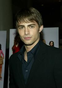 Jonathan Bennett at the private screening of