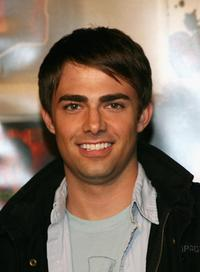 Jonathan Bennett at the premiere of