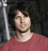Jon Heder at XBOX 360's