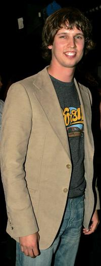 Jon Heder at the 2005 MTV Movie Awards.