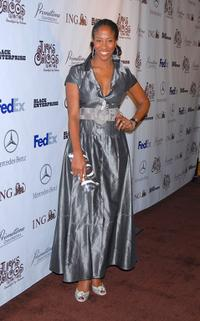 Shondrella Avery at the Black Enterprises Top 50 Hollywood Power Brokers Celebration.