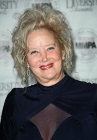 Sally Kirkland at the 15th Annual Diversity Awards.