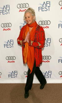 Sally Kirkland at the world premiere of