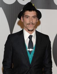 Oscar Jaenada at the GQ Magazine Awards.