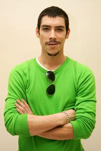 Oscar Jaenada at the Shooting Stars Awards during the 57th Berlin International Film Festival.