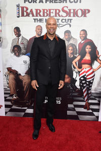 Common at the California premiere of