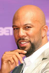 Common at the 2007 BET Awards.