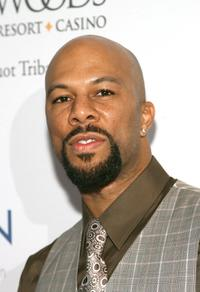 Common at the AEC and ASCAP Grammy Luncheon.