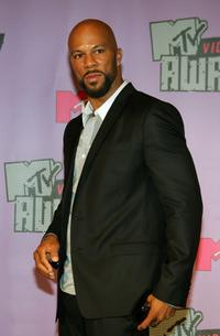 Common at the 2007 MTV Video Music Awards.