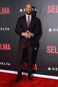 Common at the New York premiere of