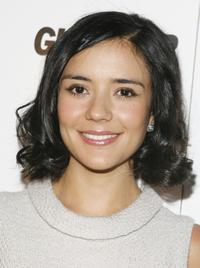 Catalina Sandino Moreno at the Glamour Magazines Fashion Gives Back event.
