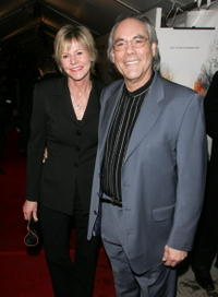 Robert Klein and Jennifer Klein at the