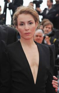 Noomi Rapace at the premiere of