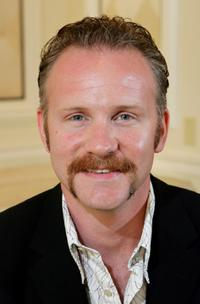 Morgan Spurlock at the 2005 Video Software Dealers Association Awards.