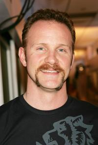 Morgan Spurlock at the MTV's Total Request Live.