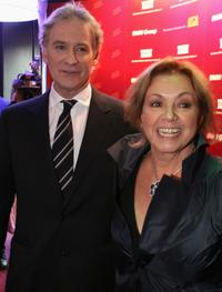 Kevin Kline and Elisabeth Endres-Wicki at the Bernhard Wicki Award