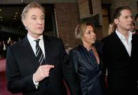 Kevin Kline, Elisabeth Endres-Wicki and Marco Kreuzpainter at the Bernhard Wicki Award