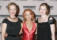 Laila Robins, Swoosie Kurtz and Lily Rabe at the Heartbreak House debut on Broadway.