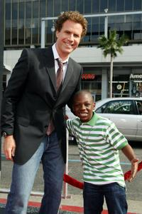 Will Ferrell and Bobb'e J. Thompson at the premiere of
