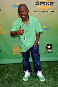 Bobb'e J. Thompson at the Spike TV's 2009 Guys Choice Awards.