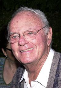 Harvey Korman at the special performance of the play