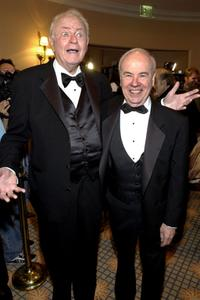 Harvey Korman and Tim Conway at the 15th TV Academy Hall of Fame Ceremony.
