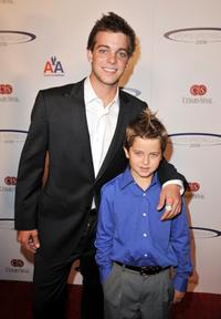 Ryan Sheckler and Kane Sheckler at the Cedars Sinai Medical Center's 24th Annual Sports Spectacular.