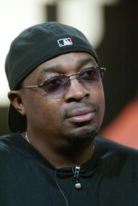 Chuck D at the PBS 2005 Television Critics Association Summer Press Tour.