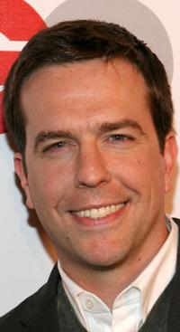 Ed Helms at the GQ 2007 Men Of The Year celebration.