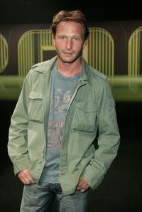 Thomas Kretschmann at the presentation of the new Volkswagen IROC car study.