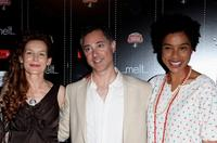 Alice Krige, Anthony Fabian and Sophie Okenedo at the UK premiere of