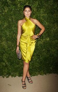 Stella Schnabel at the 5th Anniversary of the CFDA/Vogue Fashion Fund.