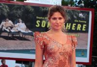 Stella Schnabel at the premiere of