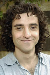 David Krumholtz at the luncheon for a special tribute to David LaChapelle's documentary Rize.