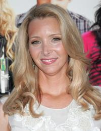 Lisa Kudrow at the California premiere of
