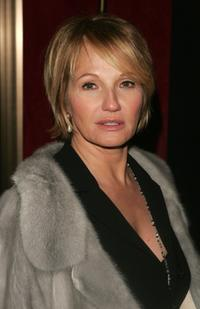 Ellen Barkin at the special screening of