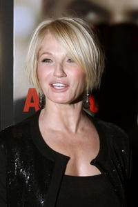 Ellen Barkin at the N.Y. premiere of